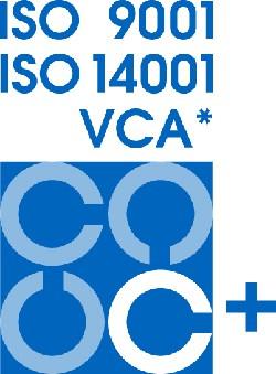 ISO/VCA Keurmerk