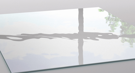 Van Ruysdael Glas.Ruysdael Glas